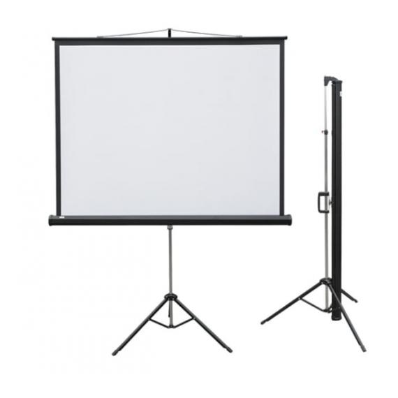 Ekran projekcyjny POP przenośny 165x122