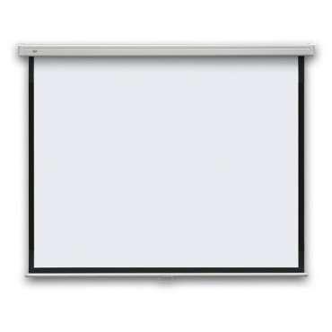 Ekran projekcyjny PROFI manualny 177x177