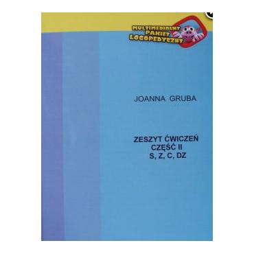 zeszyt ćwiczeń do terapii logopedycznej - głoski