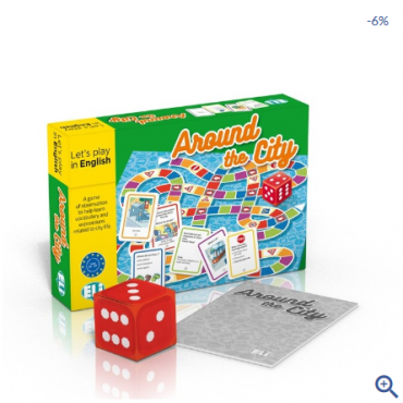 Around the City - gra językowa z polską instrukcją