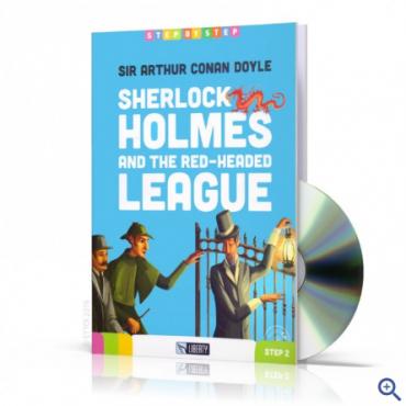 Lektura Sherlock Holmes + CD Audio A1.2
