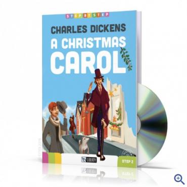 Lektura A Christmas Carol + CD Audio A1.2