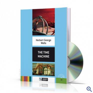 Lektura The Time Machine + CD Audio A2 CEFR
