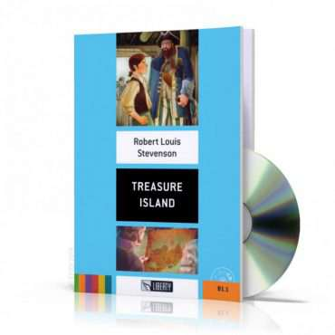 Treasure Island + CD Audio
