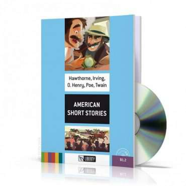 American Short Stories + CD Audio