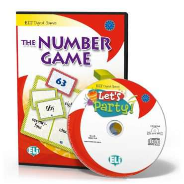 Gra językowa The Number Game - CD-ROM
