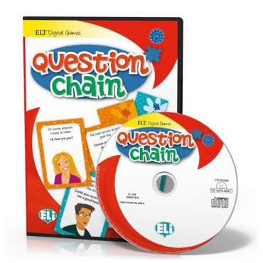 Gra językowa Question Chain - CD-ROM