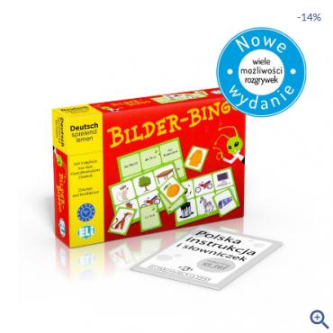 Bilder - Bingo - gra językowa