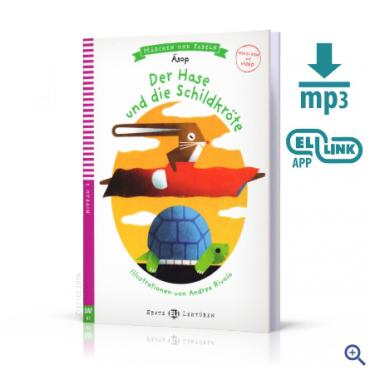 Lektura Der Hase und die Schildkröte + audio mp3 + video