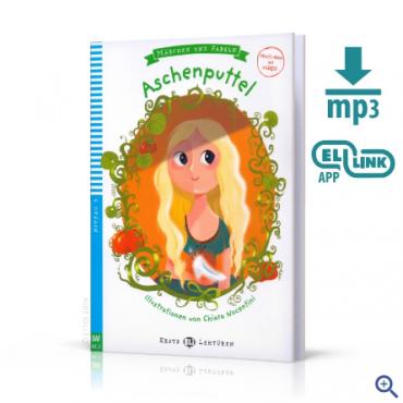 Lektura Aschenputtel + audio mp3 + video