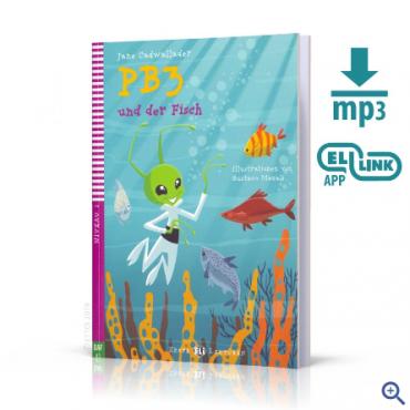 Lektura PB3 und der Fisch + audio mp3 + video