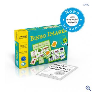 Bingo images - gra językowa