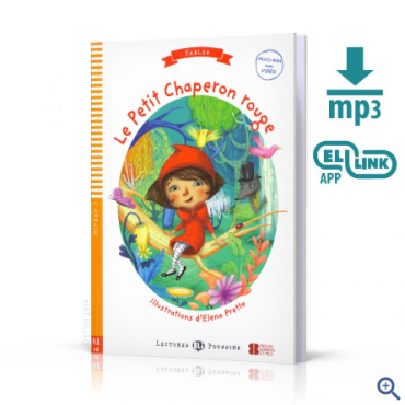 Książka Le Petit Chaperon Rouge