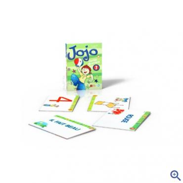 Karty obrazkowe Flashcards dla dzieci (Jojo) część 1