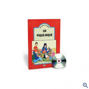 Książka Raconte et chante - Un pique-nique