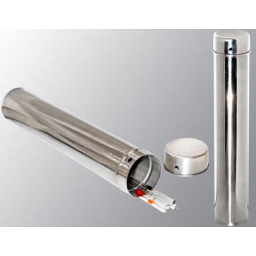 Puszka do sterylizacji pipet materiał SS 304