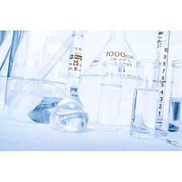 Zestaw szkła laboratoryjnego - wersja rozbudowana