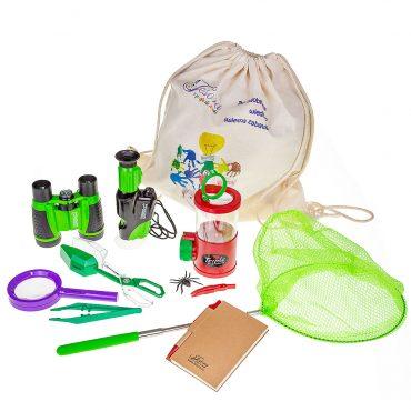 Zestaw Małego Odkrywcy ( rozszerzony), zestaw przyrodniczy dla dzieci
