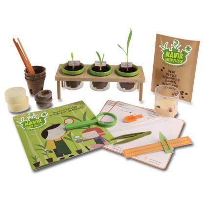 Zestaw botaniczny dla dzieci