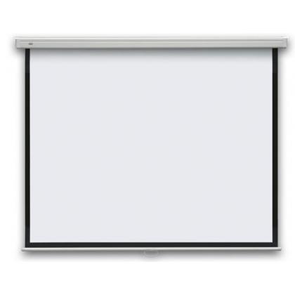 Ekran projekcyjny POP manualny 165x122