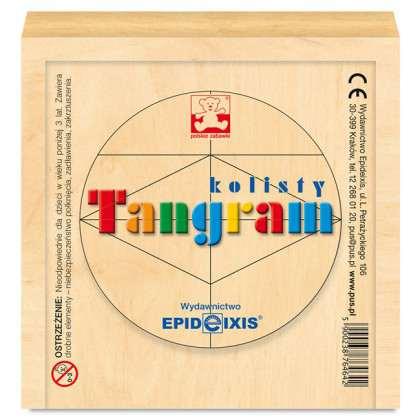 Tangram kolisty