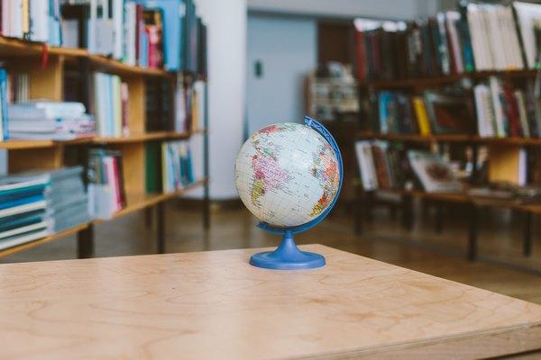 Pomoce dydaktyczne z geografii